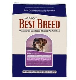 Dr. Gary's Best Breed Field Dog Diet-30 lbs