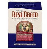 Dr. Gary's Best Breed Dr. Gary's Best Breed German Dog Diet-4 lbs