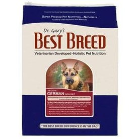 Dr. Gary's Best Breed Dr. Gary's Best Breed German Dog Diet-15 lbs