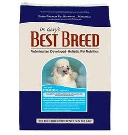 Dr. Gary's Best Breed Poodle Dog Diet-4 lbs