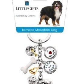 Little Gifts Key Chain Bernese Mountain Dog