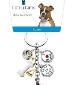 Little Gifts Key Chain Boxer