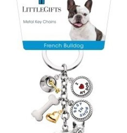 Little Gifts Key Chain French Bulldog