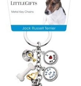 Little Gifts Key Chain Jack Russell Terrier