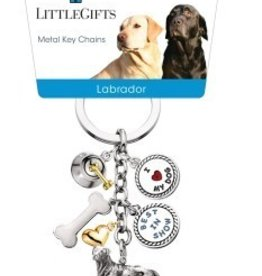 Little Gifts Key Chain Labrodor Retriever
