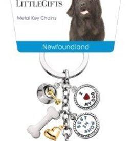 Little Gifts Key Chain Newfoundland