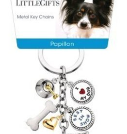 Little Gifts Key Chain Papillion