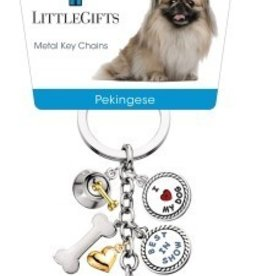 Little Gifts Key Chain Pekingese