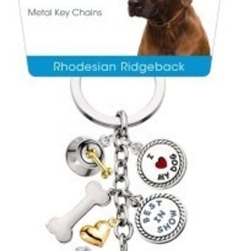 Little Gifts Key Chain Rhodesian Ridgeback