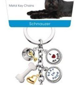 Little Gifts Key Chain Schnauzer