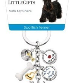 Little Gifts Key Chain Scottish Terrier