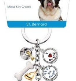 Little Gifts Key Chain St. Bernard