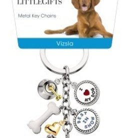 Little Gifts Key Chain Vizslas