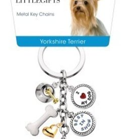 Little Gifts Key Chain Yorkshire Terrier