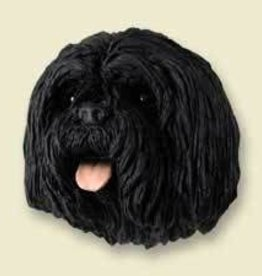 Doogie Head Lhasa Apsos Black