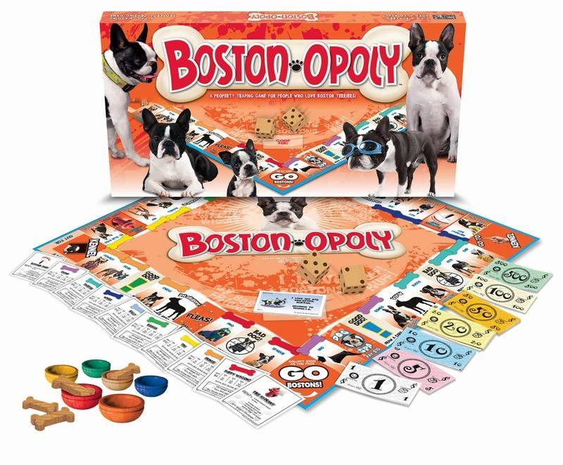 Dog-Opoly - Boston-Opoly
