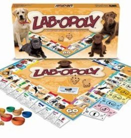 Dog-Opoly - Lab-Opoly