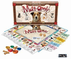 Dog-Opoly - Mutt-Opoly