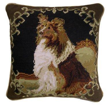 "14"" Pillow -Shetland Sheepdog"