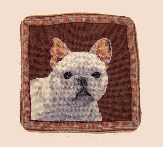 "1o"" Pillow French Bulldog"