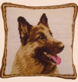 "1o"" Pillow German Shepherd"