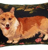 "1o"" Pillow Pembrook Welsh Corgi"