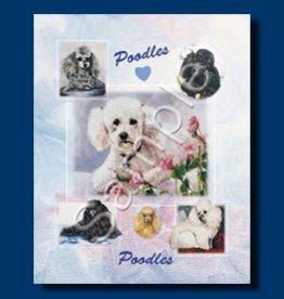 Large Gift Bag Poodle