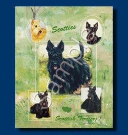 Small Gift Bag Scottish Terrier