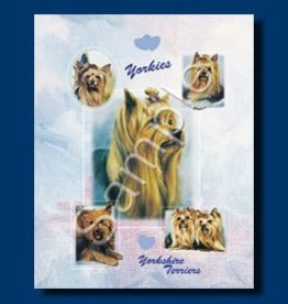 Small Gift Bag Yorkshire Terrier