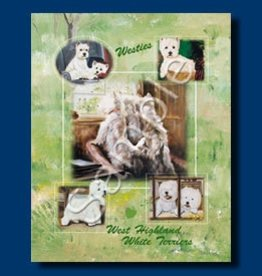 Wrapping Paper Wheaten Terrier