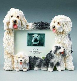 Frame-Old English Sheepdog