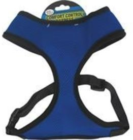 Blue  Large Comfort Control Harness