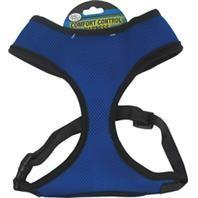 Blue  Large Comfort Control Harness