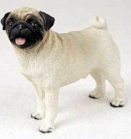 My Dog Small - Pug, Tan