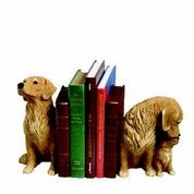 Book End - Golden Retriever