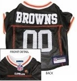 Browns Jersey-X-Large