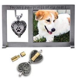 Pet Memorial Frame & Locket