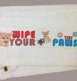 CORGI Paw/Slobber Towel
