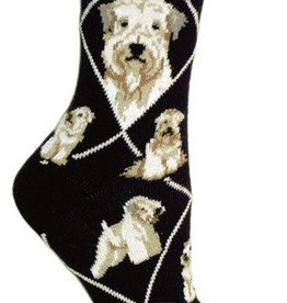 Wheaten Socks