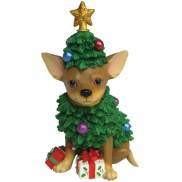 Chihuahua Christmas Tree