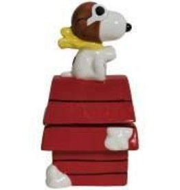 Salt & Pepper Shakers Snoopy-Flying Ace