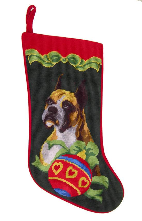 Christmas Stocking Boxer