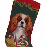 Christmas Stocking King Charles Cavalier