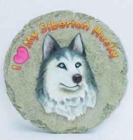 Stepping Stone Siberian Husky
