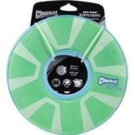 Chuckit! Zipflight Max Glow Dog Toy Disc