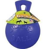 """Jolly Blue 6"""" Tug-N-Toss Ball"""