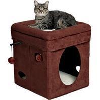 Curious Cat Cube