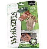 Bag (6) Large Whimzees Alligator Dog Treat