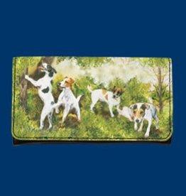 Wallet Jack Russell Terrier