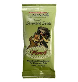 Carna4 1.5 oz Dog & Cat Flora4 Sprouted Seeds Topper